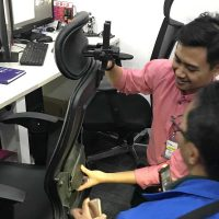 Hands-On Ergonomic Training