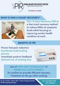 What is PIR?